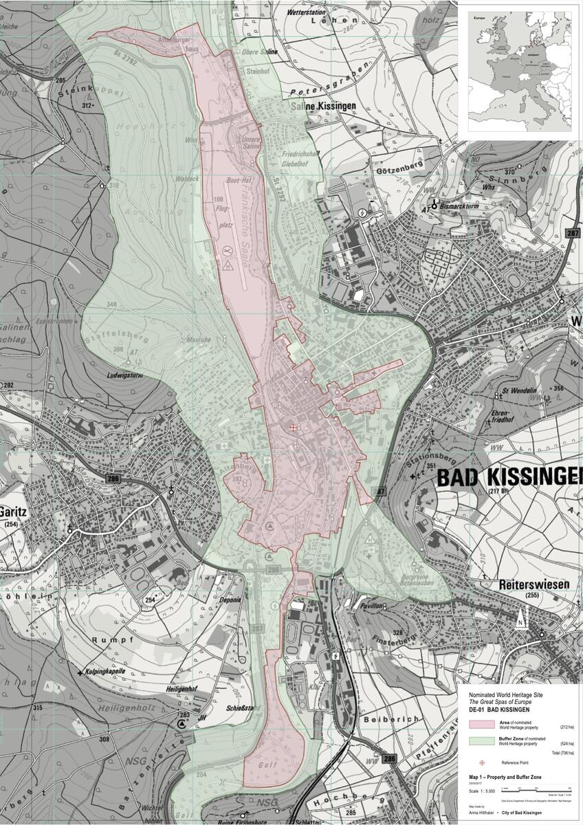 Karte 5_Property and Bufferzone_5000,